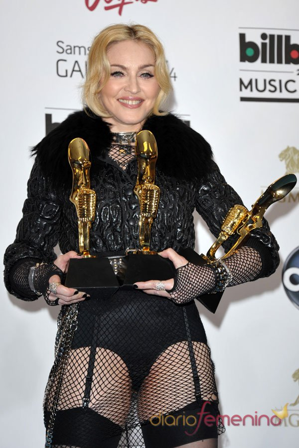 La eterna Madonna, en los Billboard Music Awards 2013