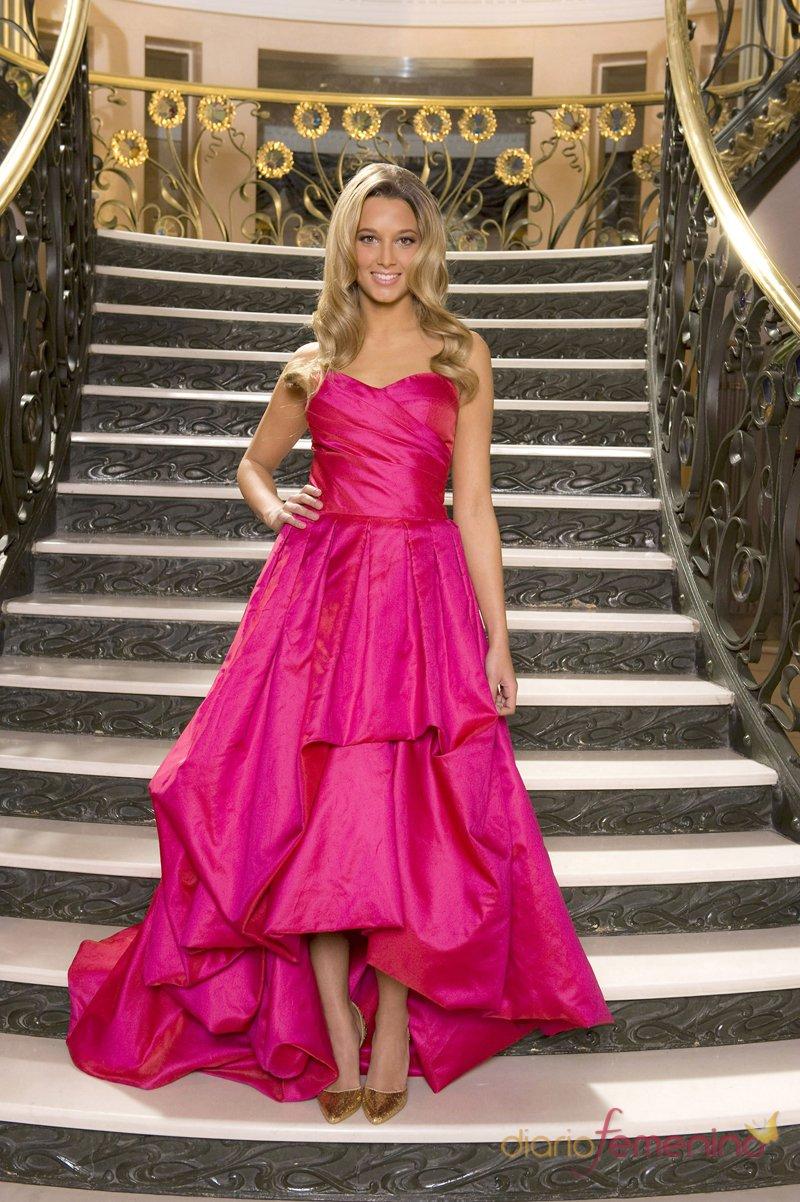 Corina, la guapa protagonista de 'Un príncipe para Corina'