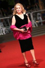 Catherine Deneuve, sencilla y elegante en Cannes 2013