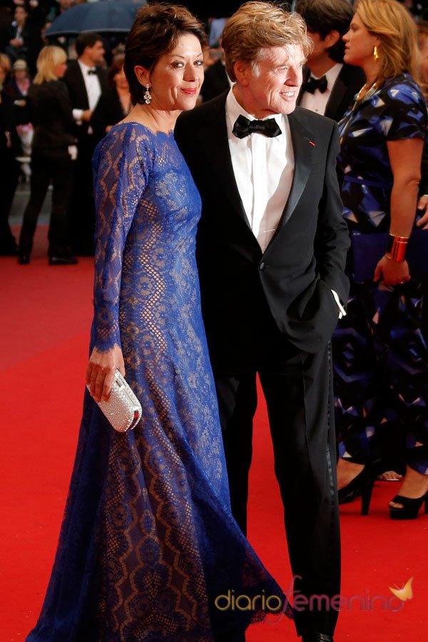 Robert Redford, aparición estelar en el Festival de Cannes 2013