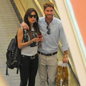 Pilar Rubio y Sergio Ramos cazan a sus espías