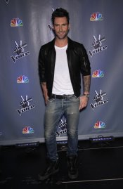 Adam Levine, el coach más sexy de 'The Voice' Estados Unidos