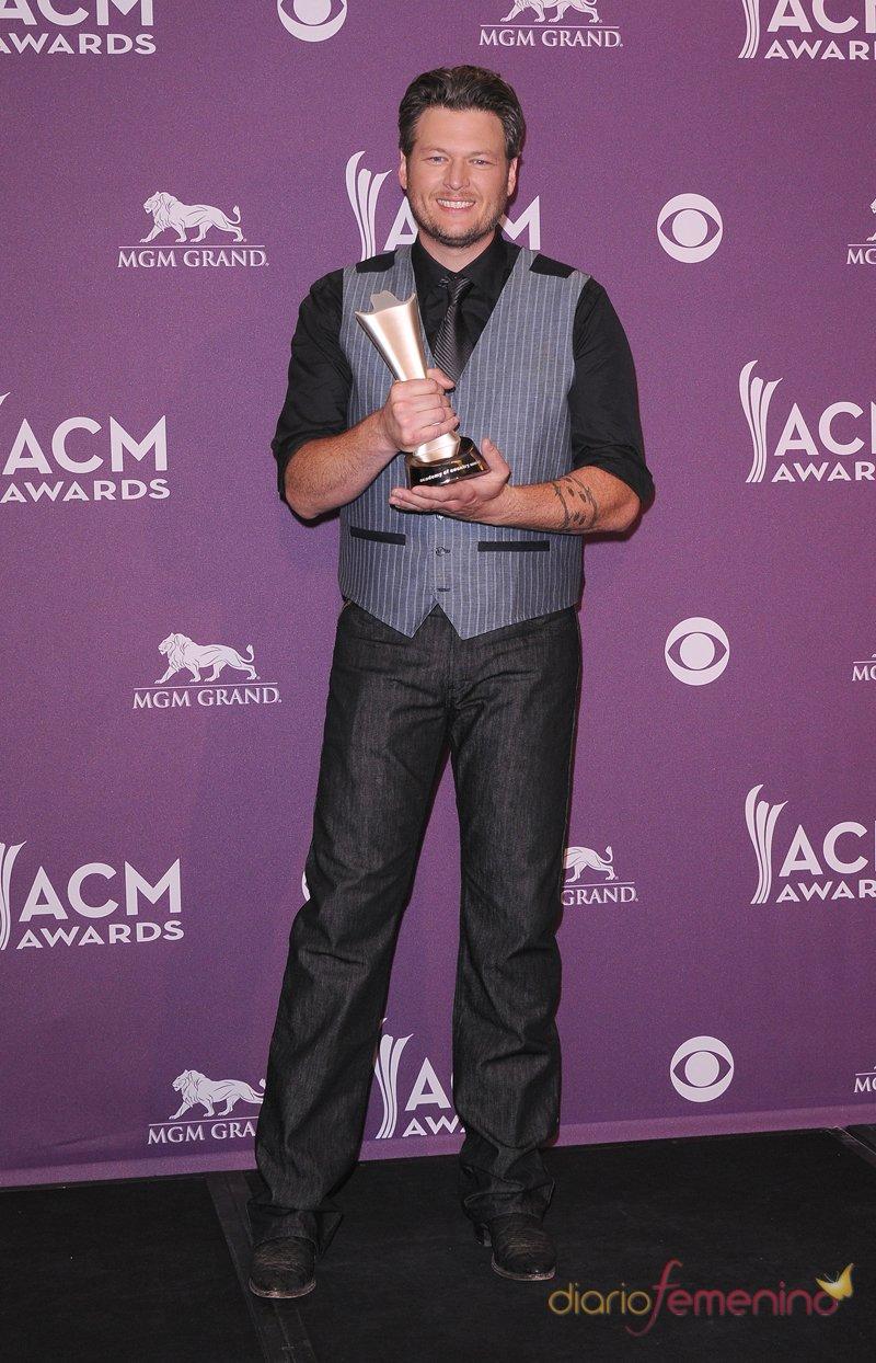 Blake Shelton, el coach country de 'The Voice' Estados Unidos