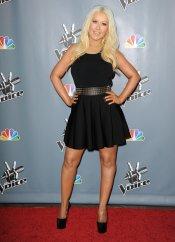 Christina Aguilera, el chorro de voz convertido en coach de 'The Voice' Estados Unidos