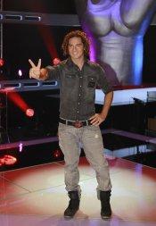 David Bisbal se convirtió en el coach ganador de la primera edición de 'La Voz' España