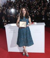 Bérénice Bejo, la mejor actriz del Festival de Cannes 2013