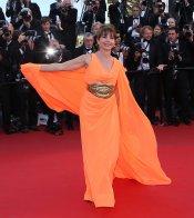 Victoria Abril, elegancia española en el Festival de Cannes 2013