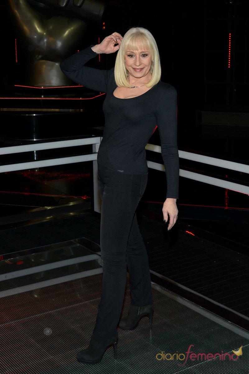 Raffaella Carrà, la gran estrella de 'The Voice' Italia