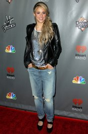 Shakira, la coach latina de 'The Voice' Estados Unidos