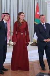 Rania de Jordania y el Rey: una pareja consolidada