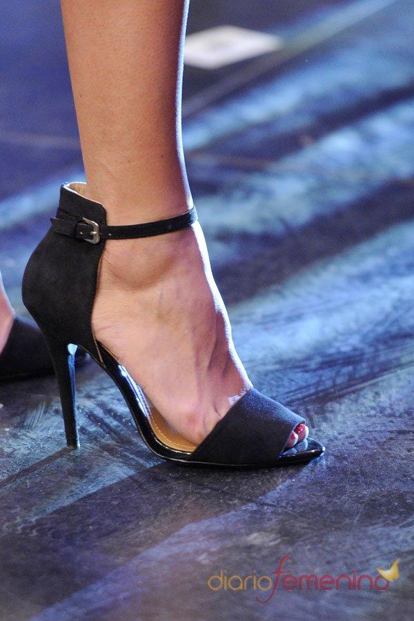 Las sandalias de Paula Echevarría: elegancia de Zara