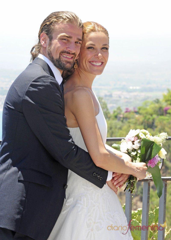 Raquel Sánchez Silva y Mario Biondo, su boda en Sicilia