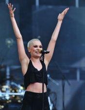 Macroconcierto por las mujeres: Jessie J en el escenario de Londres