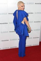 Jessi J, su look más sensual en la fiesta del glamour