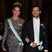 Magdalena de Suecia, con su 'otro' Chris O'Neill: su hermano Carlos Felipe