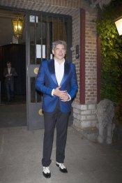 Boris Izaguirre, amigo de Alaska y Mario, invitado al 50 cumpleaños de la cantante