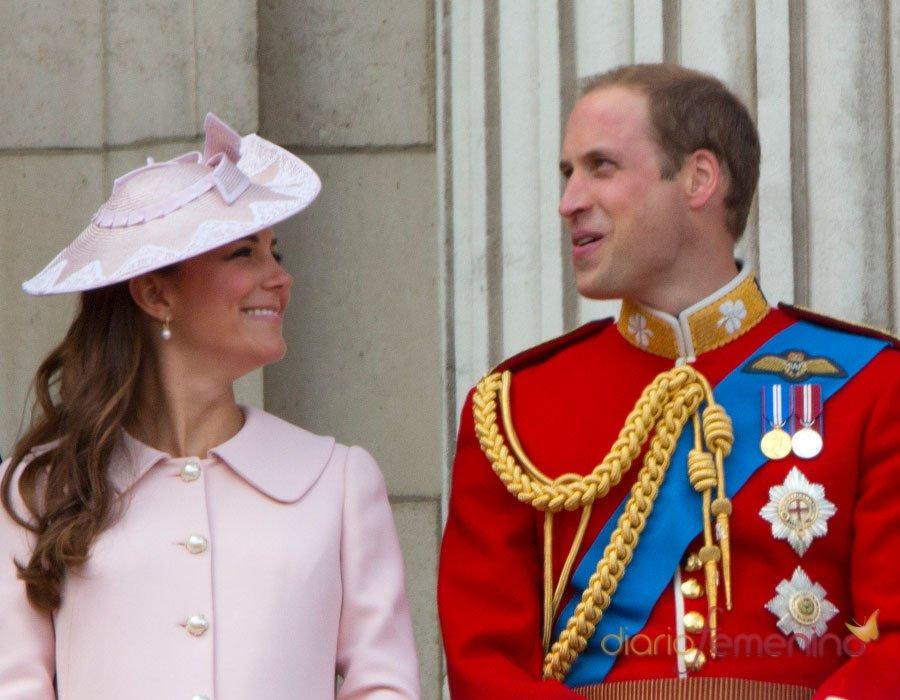 La complicidad de Kate Middleton con Guillermo de Inglaterra