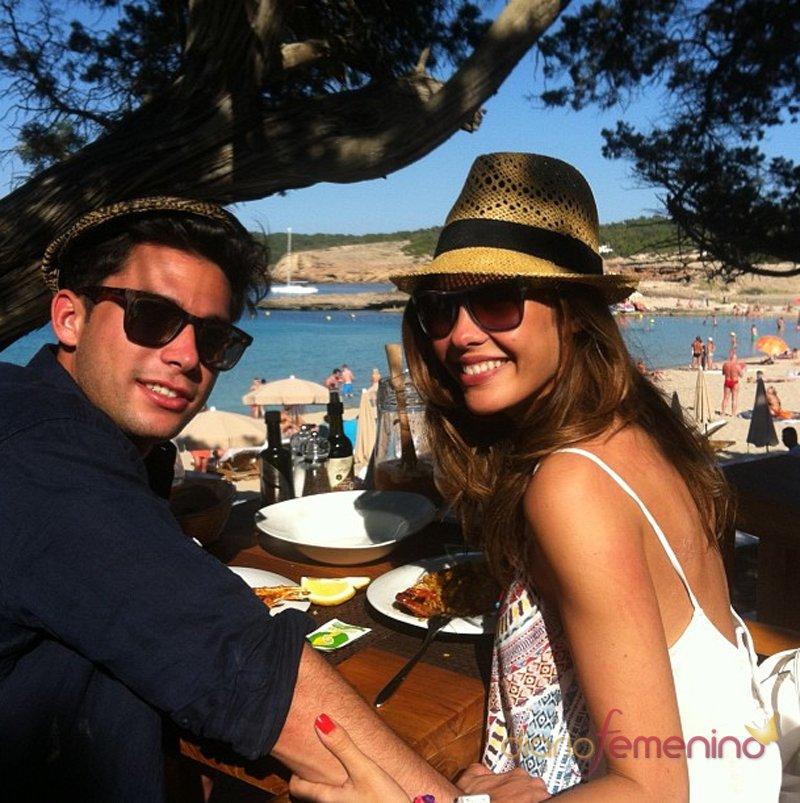 Jessica Bueno y Jota Peleteiro, un amor de verano