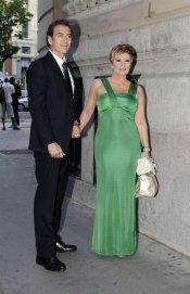 El look de Terelu Campos en la boda de la directora de 'Sálvame Deluxe'