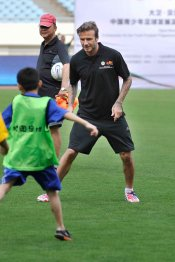 David Beckham ya no es un chaval