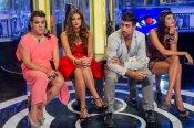 Los cuatro finalistas de Gran Hermano 14: Igor, Susana, Raki y Desi