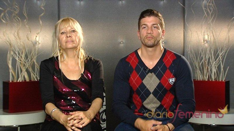 Leo, el soltero argentino de QQCCMH, y su madre Silvia