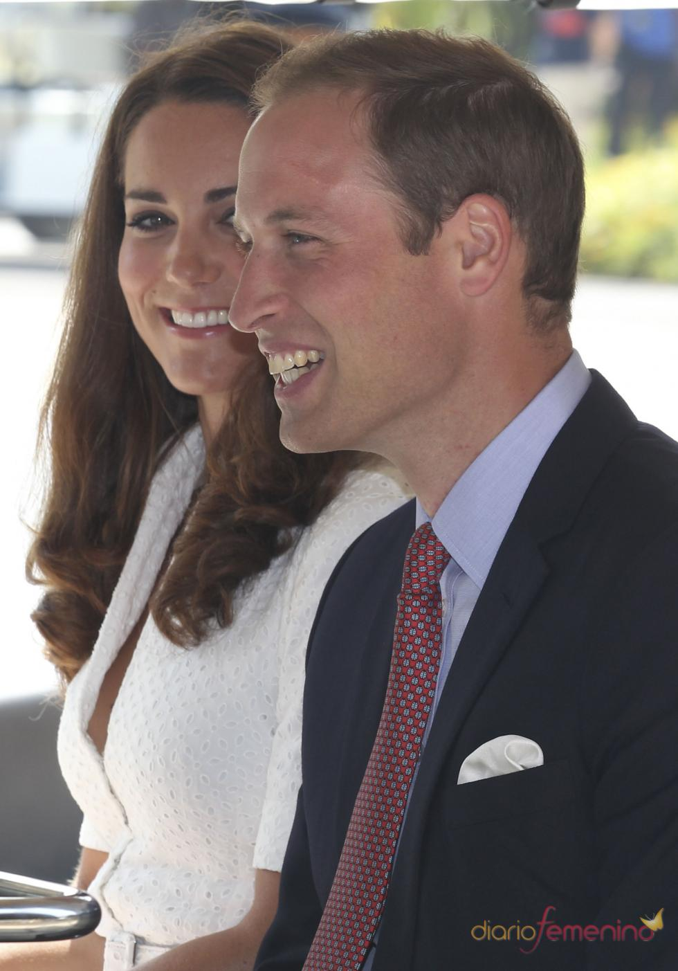 El bebé de Kate Middleton y el Príncipe Guillermo podría ser rey
