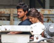 Margie Avgeropoulos, foto de la novia de Taylor Lautner