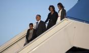 El presidente de Estados Unidos está muy volcado en la educación de sus hijas Sasha y Malia Obama