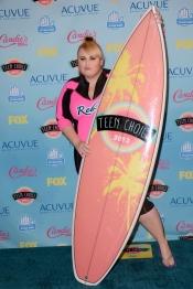 Rebel Wilson, mejor actriz de comedia en los Teen Choice Awards 2013