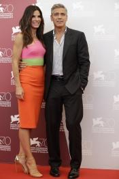 Festival de Venecia 2013: George Clooney y Sandra Bullock protagonizan Gravity