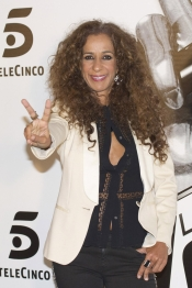 Rosario Flores, la coach más sonriente de La Voz 2