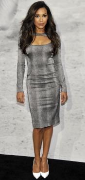 Naya Rivera, la nueva Jennifer Lopez