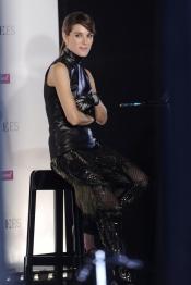 Raquel Sánchez Silva, presentadora tras la muerte de Mario Biondo.