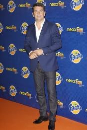 Arturo Valls, presentador de los premios Neox Fan Awards 2013