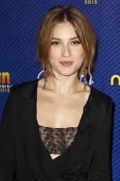 La actriz María Valverde en los premios Neox Fan Awards 2013