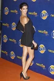 El look de Clara Lago en los Neox Fan Awards 2013