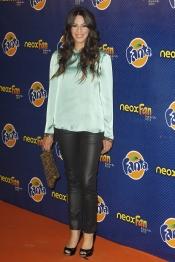 La ex gimnasta Almudena Cid en los premios Neox Awards 2013