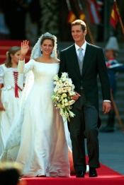 El 16 aniversario de boda de la Infanta Cristina e Iñaki Urdangarín
