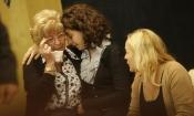 Ana Marx y Vanessa, viuda e hija de Manolo Escobar, despiden al artista