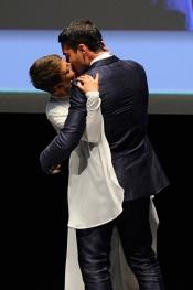 Miguel Ángel Silvestre y Eva Hache: pasión en los Men´s Health 2013
