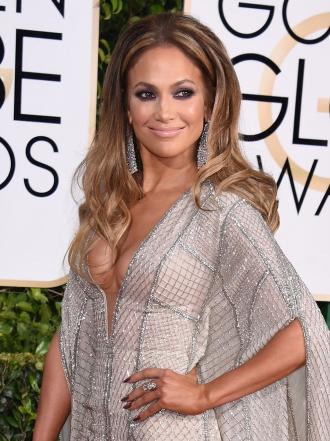 Glamour y escotazos en los Globos de Oro 2015: las mejores fotos