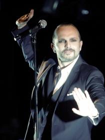 Miguel Bosé, icono indiscutible del pop español