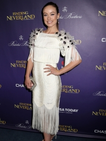 Desfile de celebrities en el estreno de Finding Neverland en Broadway