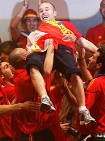 Andrés Iniesta, el estilo de un campeón