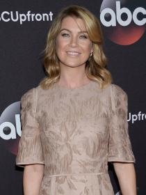 Las celebrities de Anatomía de Grey brillan en la presentación de la ABC