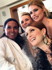 El Festival de Cannes a través de Instagram