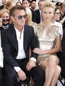 Charlize Theron y Sean Penn, un amor de película