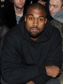 Kanye West, el look del marido de Kim Kardashian