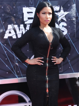 Celebrities en la red carpet de los BET Awards 2015